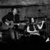 Ric and Laura at Bluegrass Underground, 2016