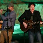 Ric and Sean at Bluegrass Underground, 2016